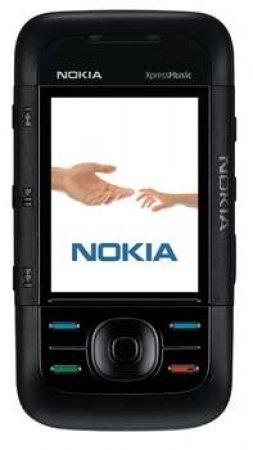 Nokia 5300 Black