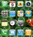 iPhone iconos