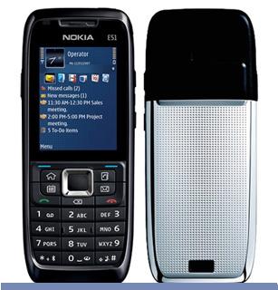 Nokia E51 en México
