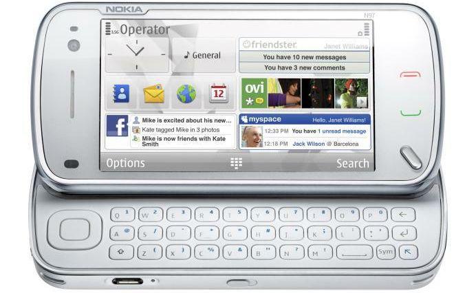Nokia N97 ya está en México, Telcel lo tiene a la venta