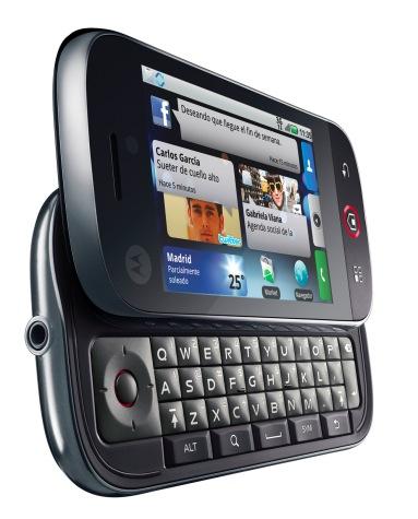 Motorola Dext con Android ya está disponible en México