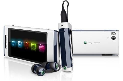 Aino de Sony Ericsson ya en México por Telcel y Movistar