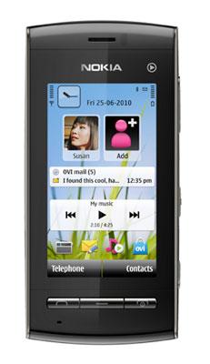 Nokia 5250 un smartphone básico ya en Telcel