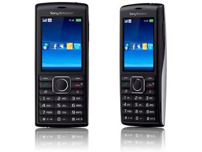 Sony Ericsson Cedar ya en México