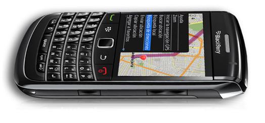 Blackberry Bold 9780 Telcel México
