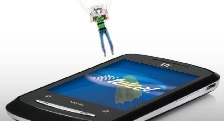 ZTE X850 con Android ya en México con Telcel