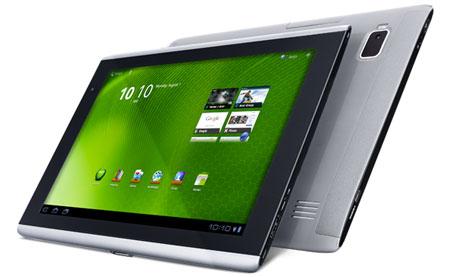 Acer Iconia Tab A500 en México
