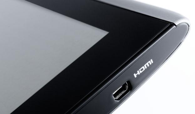 Acer Iconia Tab A500 México hdmi