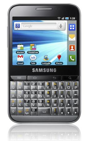 Samsung Galaxy Pro ya en Telcel