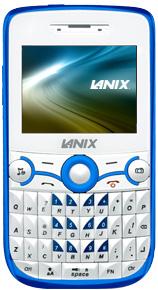 lanix lx11 en México Telcel blanco