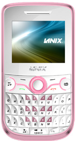 lanix lx11 en México Telcel rosa