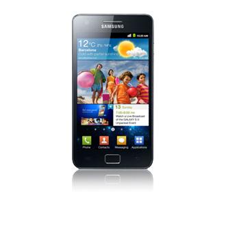 Samsung Galaxy S II ya en México
