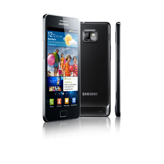 Samsung Galaxy S II en Telcel México patanlla 4.3