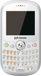 Movistar Match qwerty celular México