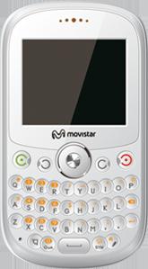Movistar Match qwerty celular México