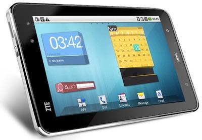 ZTE Light Tab anunciada en Telcel