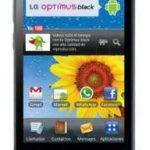 LG Optimus Black P970 ya en Telcel
