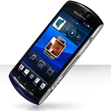 Sony Ericsson Xperia Neo Telcel México