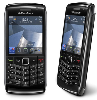 BlackBerry Pearl 9100 3G con WiFi en México