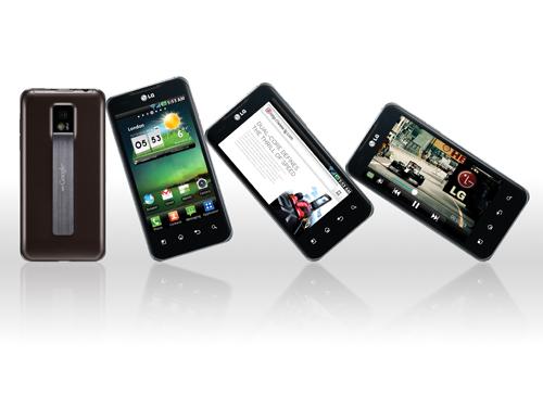 LG Optimus 2X P990 en México con Telcel