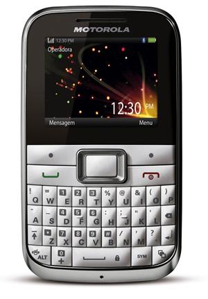 Motorola MOTOKEY Mini EX108 ya en Telcel