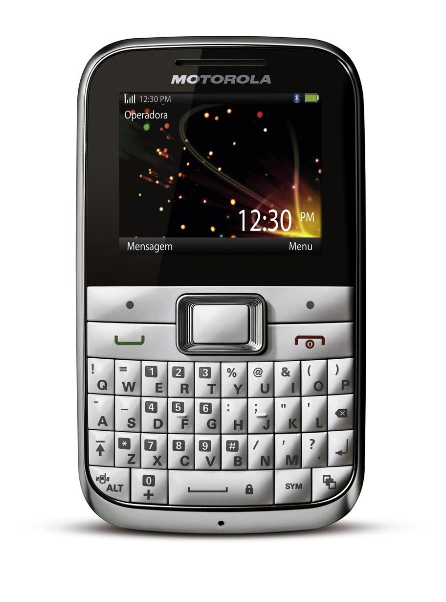 Motorola MOTOKEY Mini EX108 QWERTY