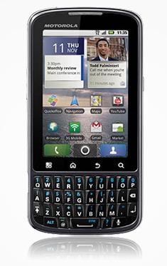 Motorola Pro en Iusacell México