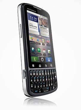 Motorola Pro en Iusacell México teclado qwerty