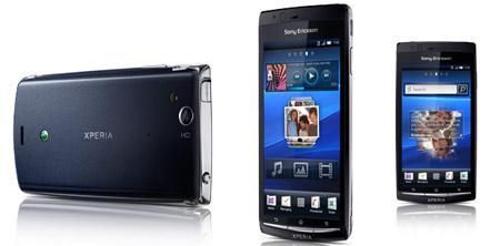 Sony Ericsson Xperia Arc ya en Movistar México