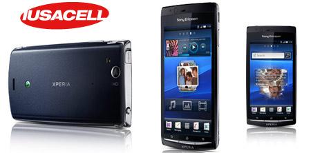 Sony Ericsson Xperia Arc ya en Iusacell