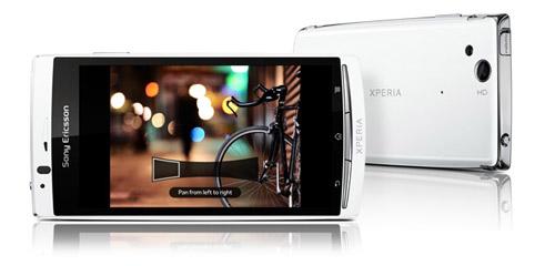 Xperia arc S con 1.4 GHz en México, pantalla 4.2 pulgadas touch