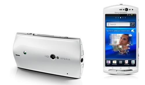 Sony Ericsson Xperia neo V México