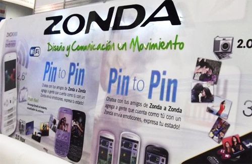Zonda Pin to Pin en México
