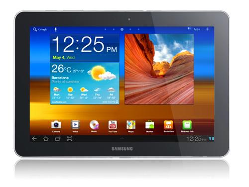Samsung Galaxy Tab 10.1 ya a la venta