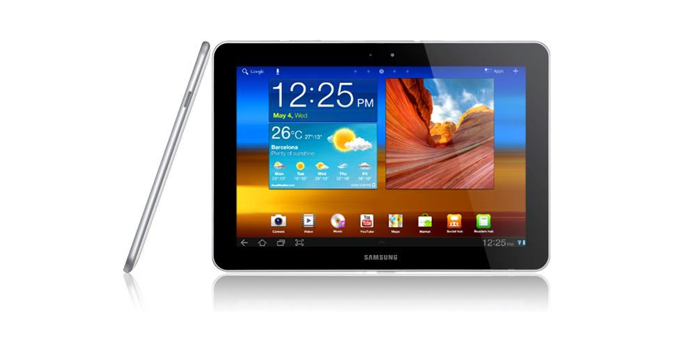 Samsung Galaxy Tab 10.1 ya en México