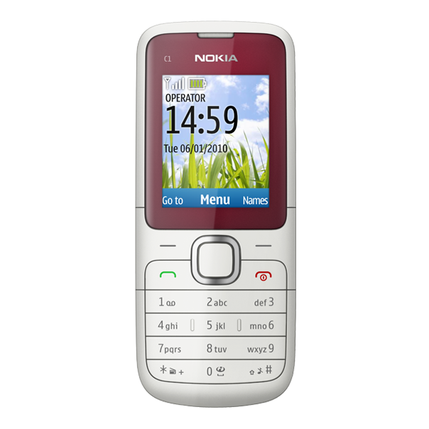 Nokia C1-01 ya en México