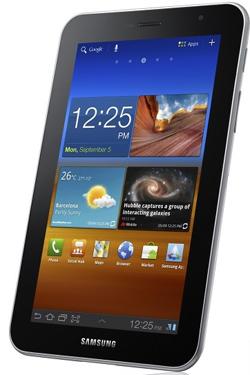 Samsung Galaxy- Tab 7.0 Plus