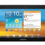 Samsung Galaxy Tab 10.1 y 8.9 3G ya en Telcel
