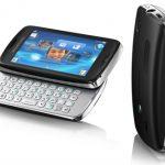 Sony Ericsson txt pro ya en México