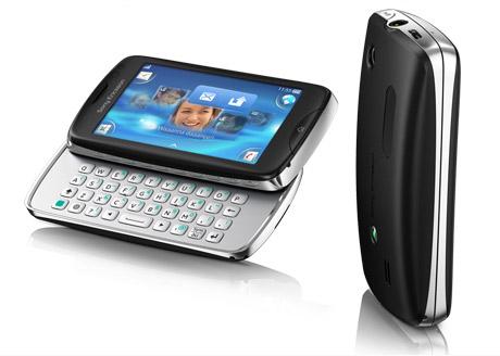 Sony Ericsson txt pro , color Negro