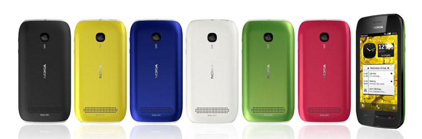 Nokia 603 con Symbian Belle anunciado