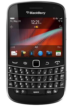 BlackBerry 9900 en México con Telcel