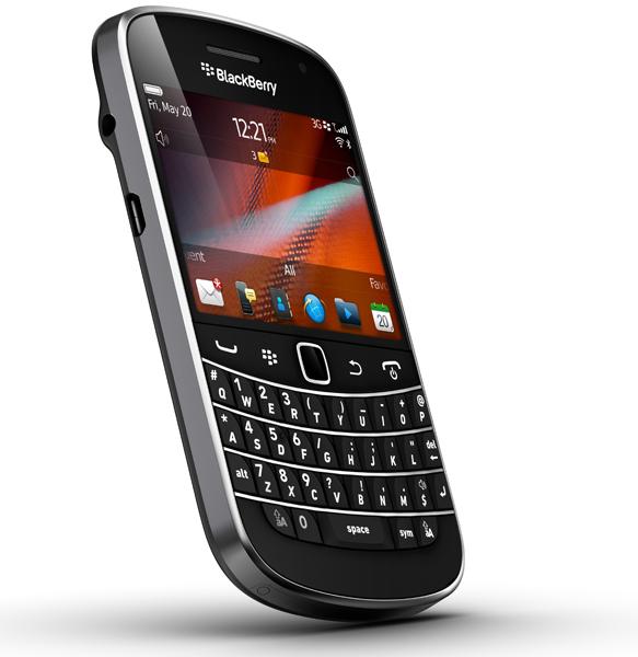 BlackBerry Bold 9900 ya en México con Telcel