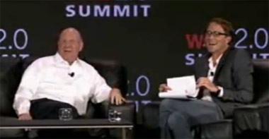 CEO de Microsoft Steve Ballmer