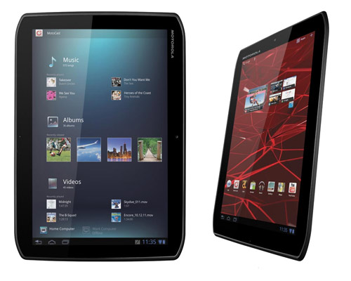 Motorola Xoom 2 y Xoom 2 Media Edition