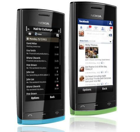 Nokia 500 en México