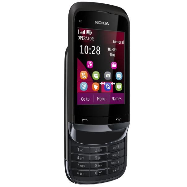 Nokia C2-02 en México