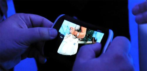 Nokia Kinetic: el teléfono flexible