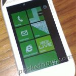 Nokia Sabre con Windows Phone 7 primer foto