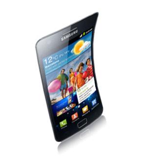 Teléfonos Samsung con pantalla flexible para el 2012
